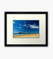 Dunk Island View Framed Print