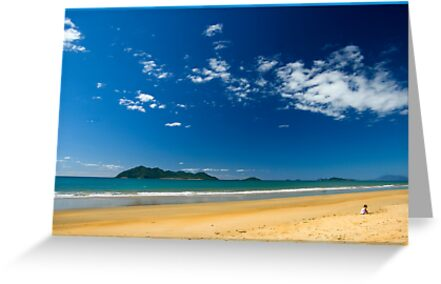 Dunk Island View by Susan Kelly