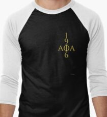 for ALPHAS only ((alternate)) Baseball ¾ Sleeve T-Shirt
