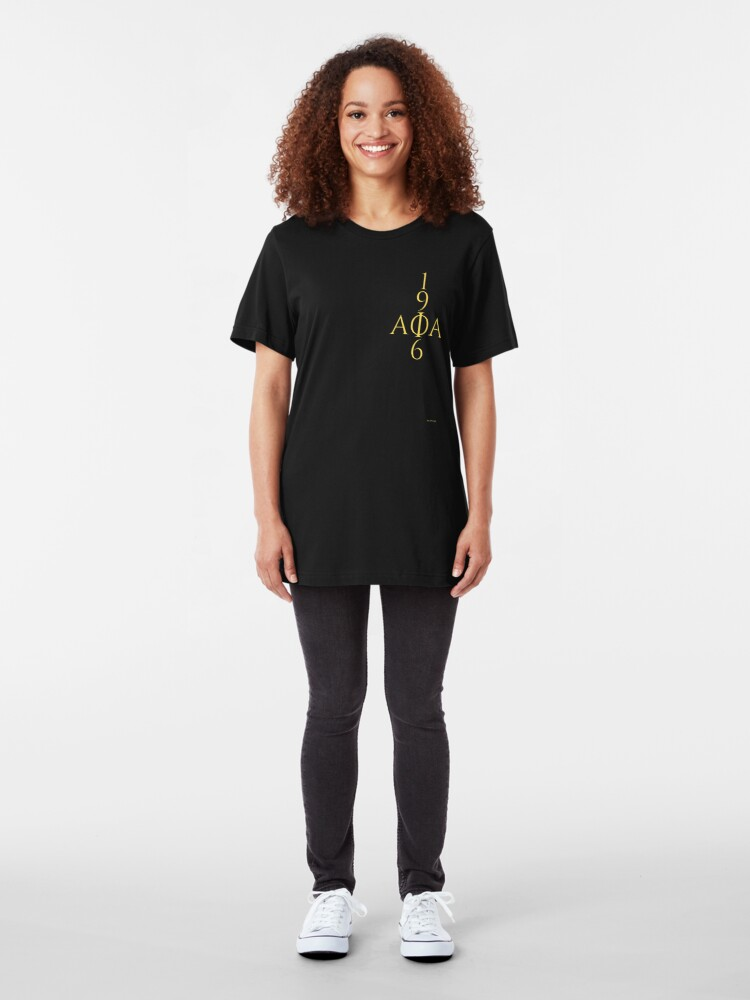 Alternate view of for ALPHAS only ((alternate)) Slim Fit T-Shirt