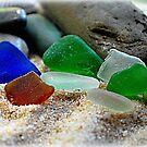 Beach Glass by Sheri Nye