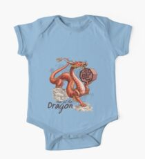 Year of the Dragon One Piece - Short Sleeve