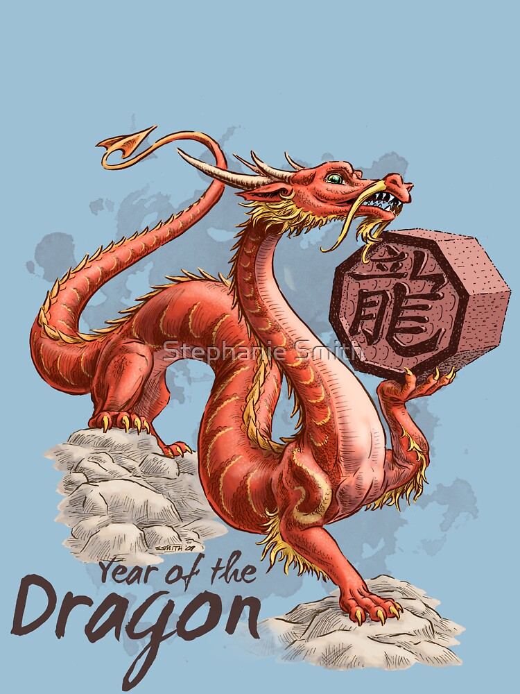 Year of the Dragon by stephsmith