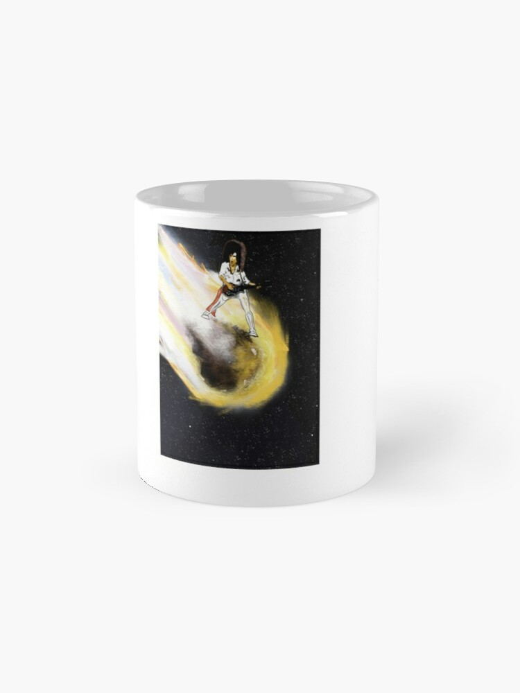 Alternate view of Asteroid day Mugs