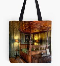 The Queen's Room, Falkland Palace Tote Bag