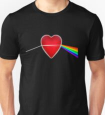 'My Love Shines Through' Unisex T-Shirt