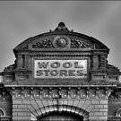 Wool Stores by Gavin Kerslake