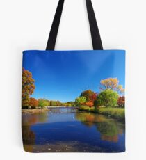 New Jersey Foilage  Tote Bag