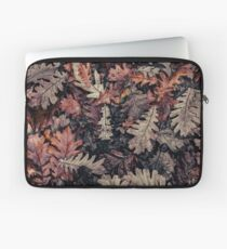 Dried Autumn Leaves - HD Nature Laptop Sleeve