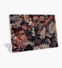 Dried Autumn Leaves - HD Nature Laptop Skin