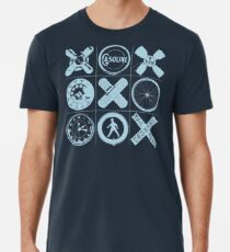 HIP TAC TOE Premium T-Shirt
