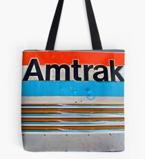 Amtrack Our Track Tote Bag