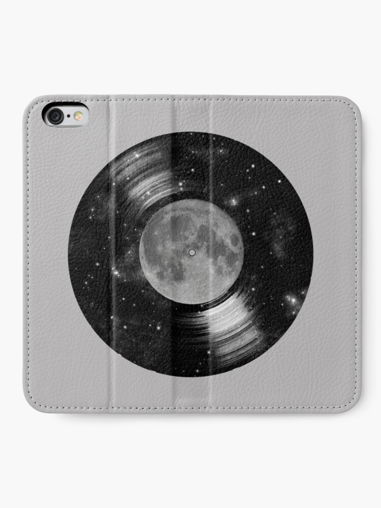 Alternate view of Galaxy Tunes iPhone Wallet