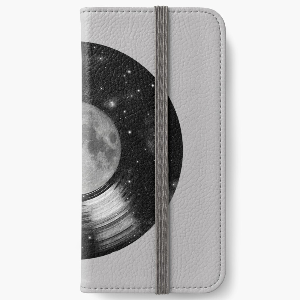 Galaxy Tunes iPhone Wallet