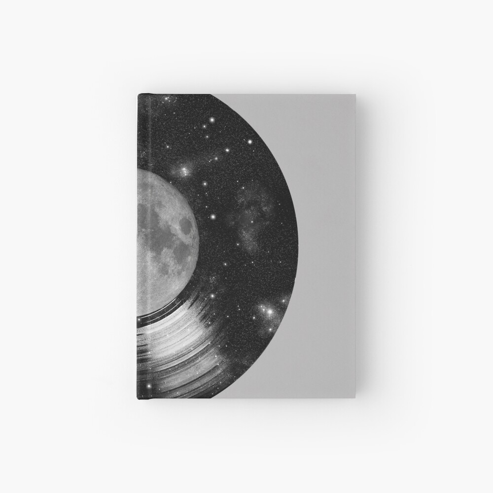 Galaxy Tunes Hardcover Journal