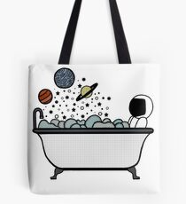 Astro-Bad Tote Bag