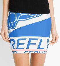 Firefly Parcel Service Mini Skirt