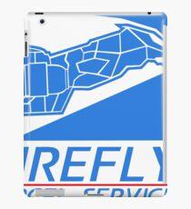 Firefly Parcel Service iPad Case/Skin