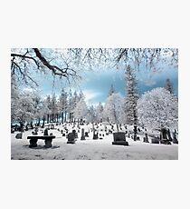 Mt. Calvary Photographic Print