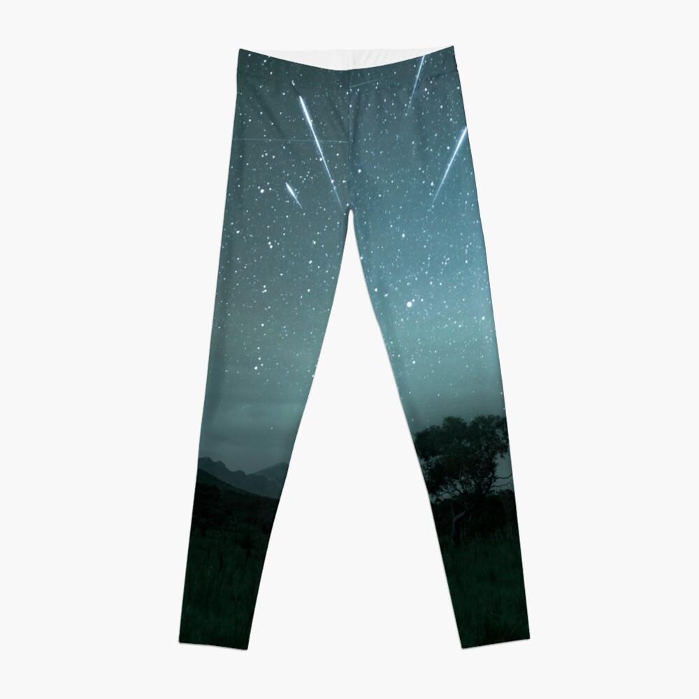 Geminid Meteor Shower - Grampians Leggings