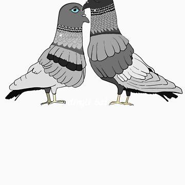 Pigeon Lurve by DingleBat