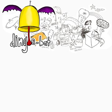 Drawings by DingleBat