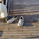SAIL Amsterdam - shoes (2) by Marjolein Katsma