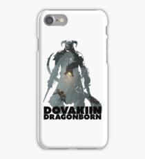 Dovakiin/Dragonborn Art Decal iPhone Case/Skin