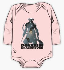 Dovakiin/Dragonborn Art Decal One Piece - Long Sleeve