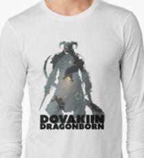 Dovakiin/Dragonborn Art Decal T-Shirt