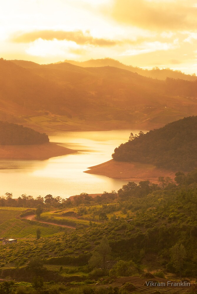 Sunrise @ emerald by Vikram Franklin