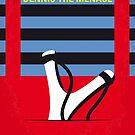 No1073 Mein Dennis the Menace minimales Filmplakat von ChungKong Art