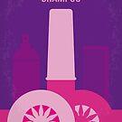 No1074 Mein Shampoo minimales Filmplakat von ChungKong Art