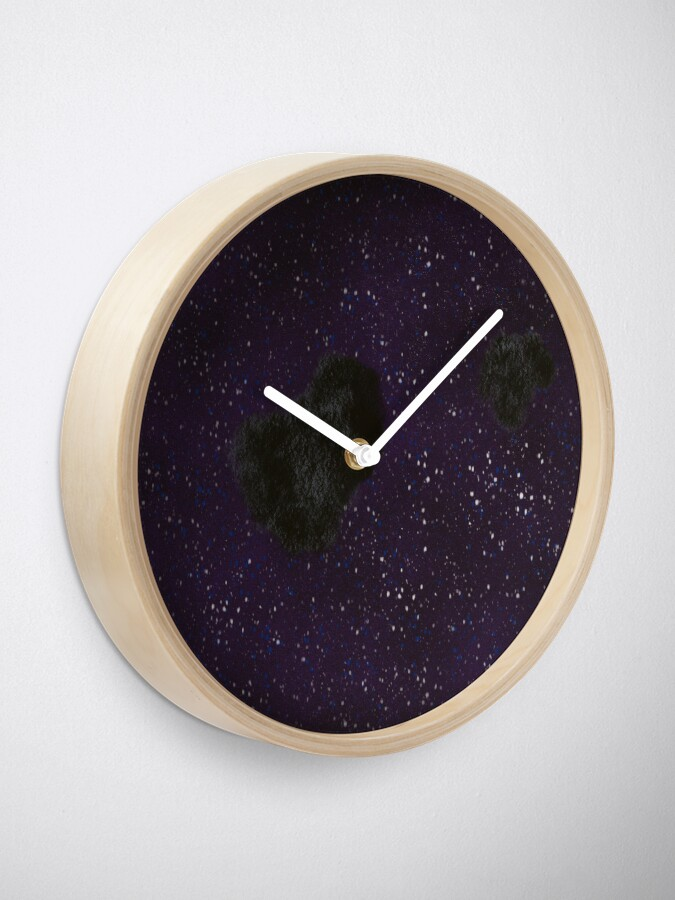 Alternate view of Asteroid  Clock