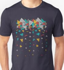Flying paper planes  Slim Fit T-Shirt