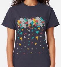 Flying paper planes  Classic T-Shirt