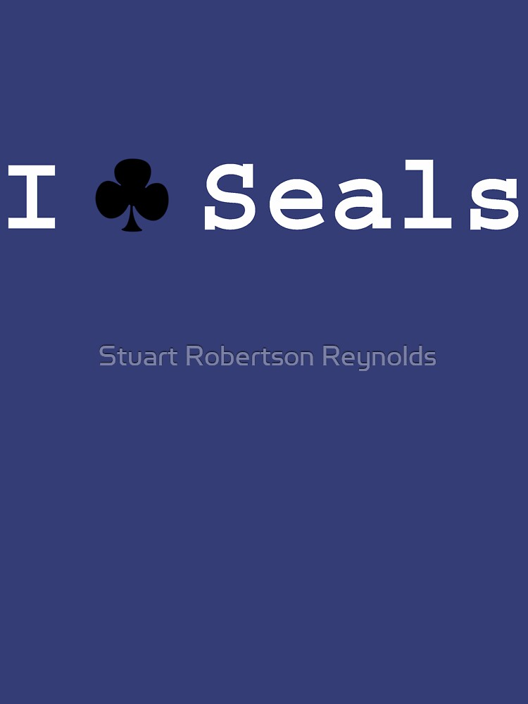 I ♣ Seals by Sparky2000