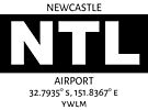 Newcastle Airport NTL by AvGeekCentral