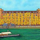 Basel Kaserne - Autumn by LisaLorenz