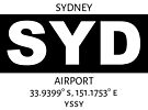 Sydney Airport SYD by AvGeekCentral