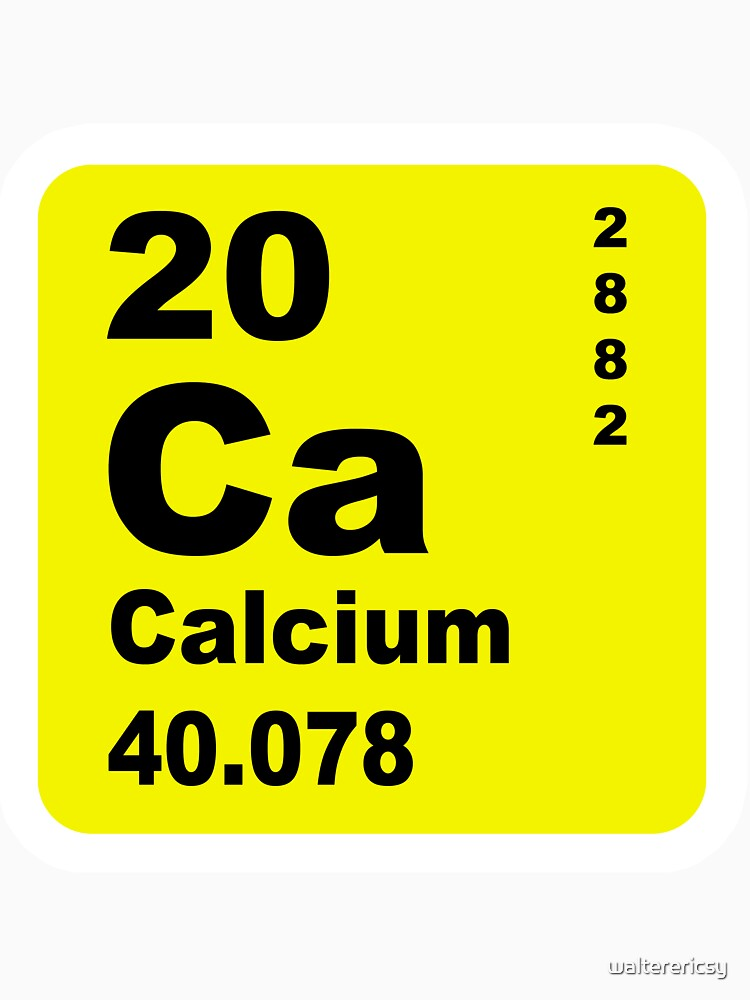 Images Of Calcium Symbol Ca Autopulleyfo