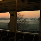 Morning mist on the London commute by Themis