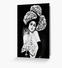 MIME Greeting Card