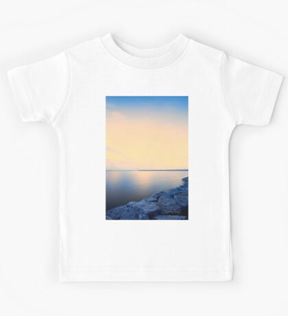 Sunrise on Ottawa River Kids Clothes