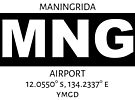 Maningrida Airport MNG by AvGeekCentral