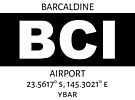 Barcaldine Airport BCI by AvGeekCentral
