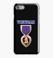 Purple Heart - Vietnam iPhone Case/Skin
