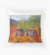 Farmer Of The Land Throw Pillow