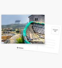 Dilapidated Dory Postcards