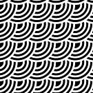 Geometric Circles by BigFatArts